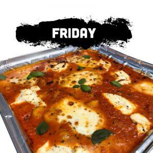 Friday - Baked Pomodoro Gnocchi