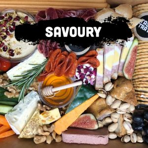 The Savoury Tasty Tray