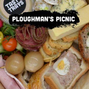 Tasty Trays Ploughman's Picnic Tray